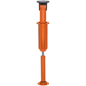 Granite Tool Kit with 42mm Bottom Cap orange